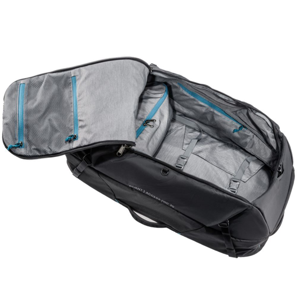 Deuter AViANT Access Pro 70 Black - Inside main compartment