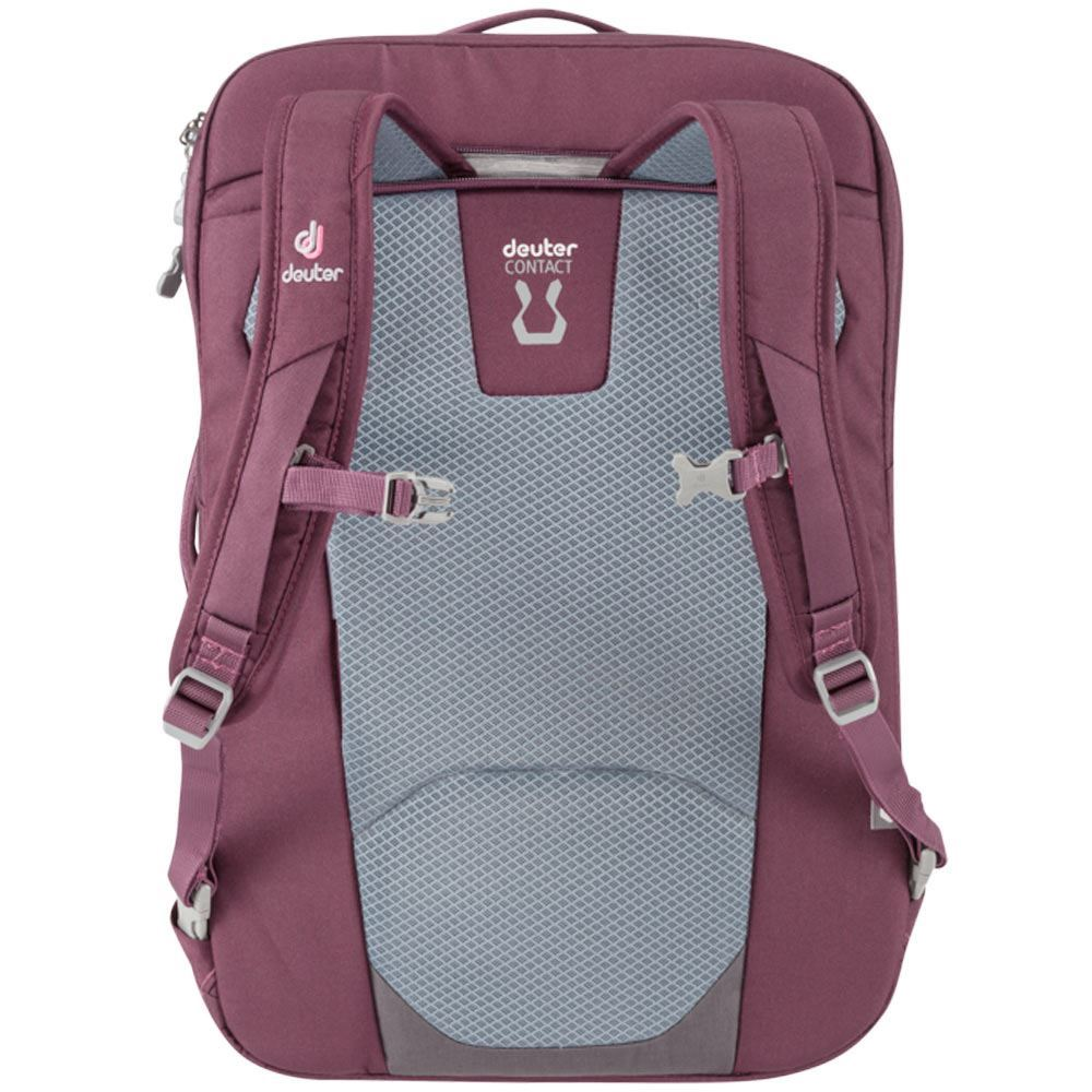 Deuter AViANT Carry On Pro 36 SL Maron Aubergine - Harness