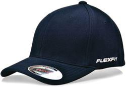 Flexfit Mini Ottoman Fitted Cap Flexfit Navy