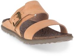 Merrell Around Town Luxe Wmn's Slide Natural Tan