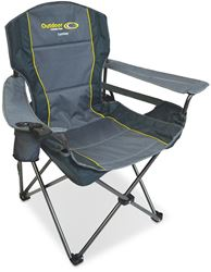 Outdoor Connection Lumbar Chair Grey