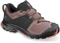 Salomon XA Wild Wmn's Shoe Peppercorn Black Cedar Wood