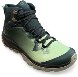 Salomon Vaya Mid GTX Wmn's Boot Green Gables Spruce Stone Shadow