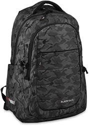Black Wolf Blackout I 25 Day Pack Black Camo