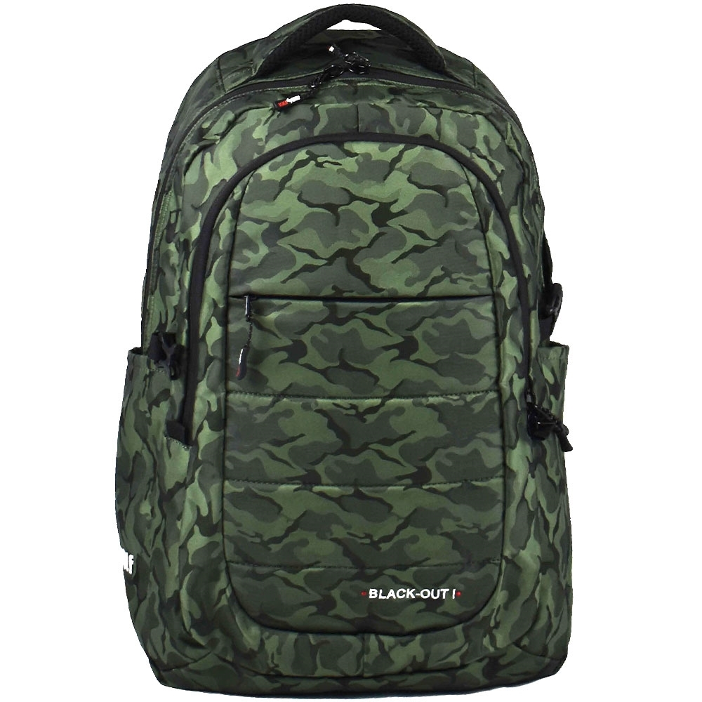 Black Wolf Blackout I 25 Day Pack
