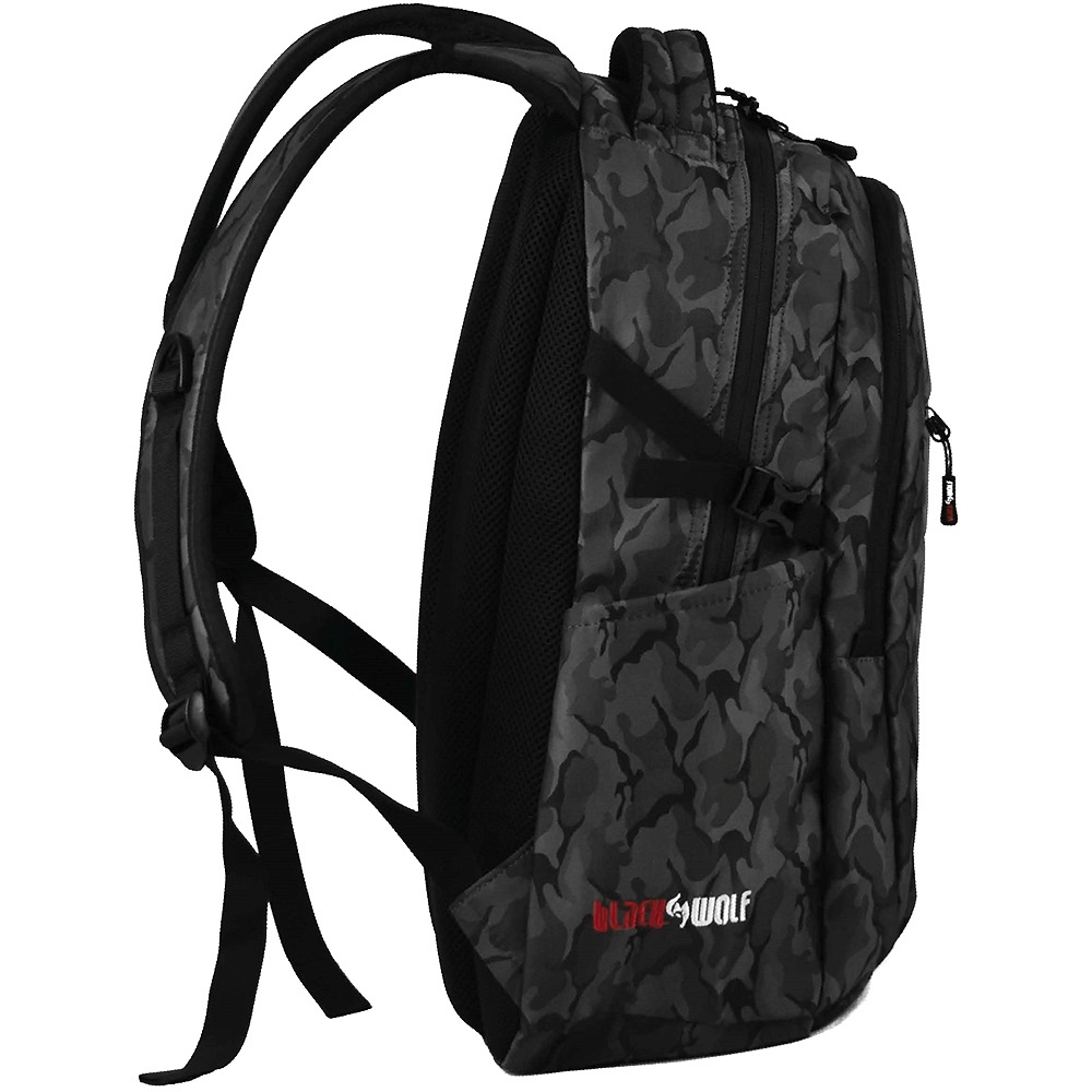 Black Wolf Blackout I 25 Day Pack Side