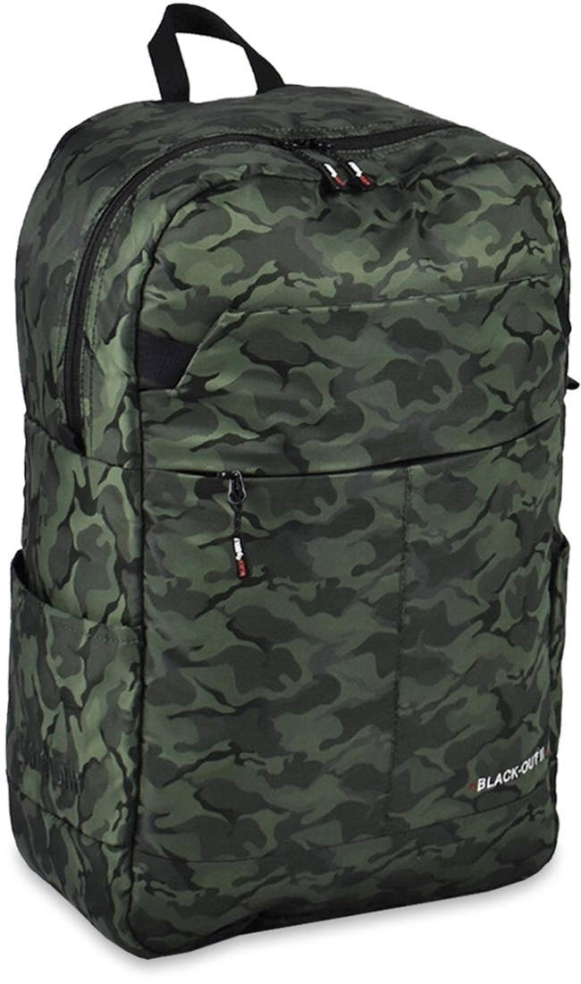 Black Wolf Blackout II 20 Day Pack Green Camo