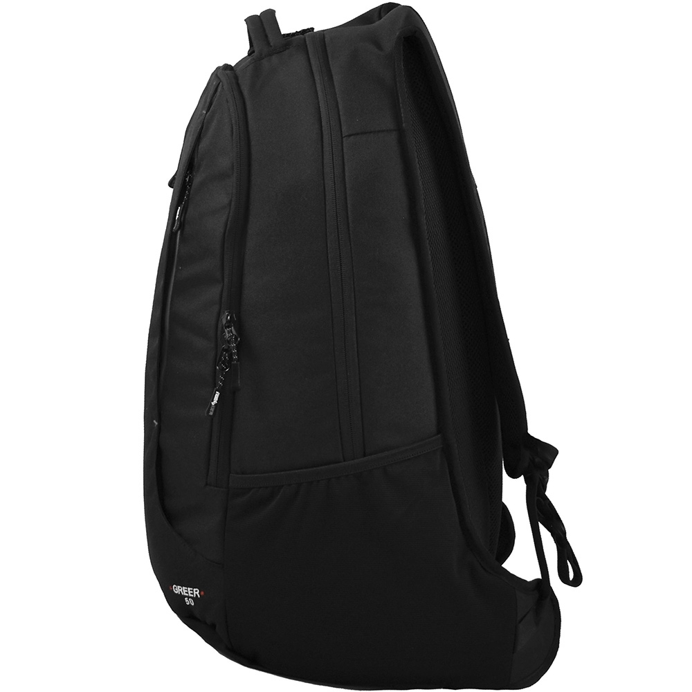 Black Wolf Greer 50 Day Pack Side
