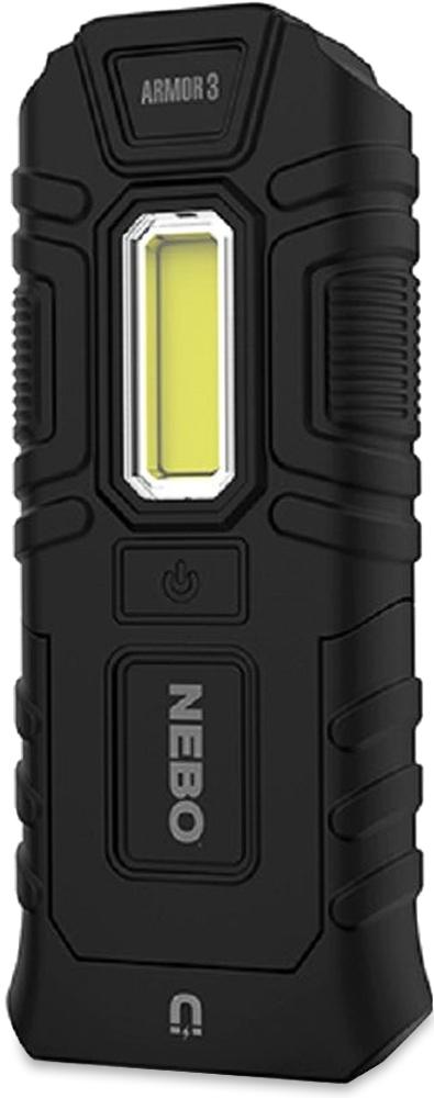 Nebo ARMOR 3 Work Light + Spot Light