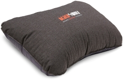Black Wolf Comfort Pillow Extra Large Black Marle