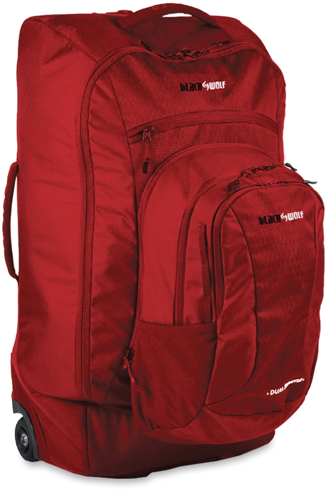 Black Wolf Dual Shuttle 60 True Red
