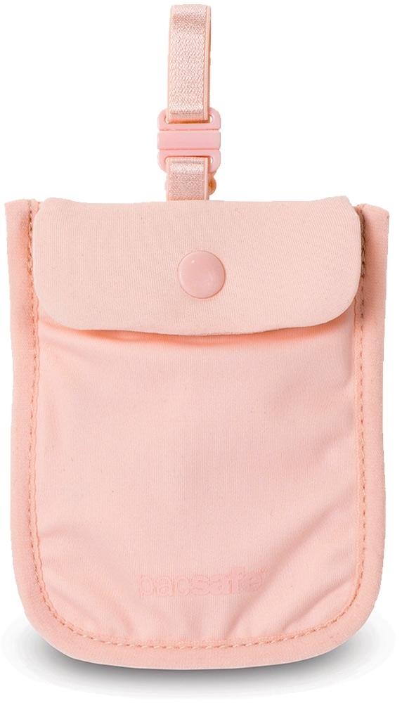 Pacsafe Coversafe S25 Secret Bra Pouch - Orchid Pink
