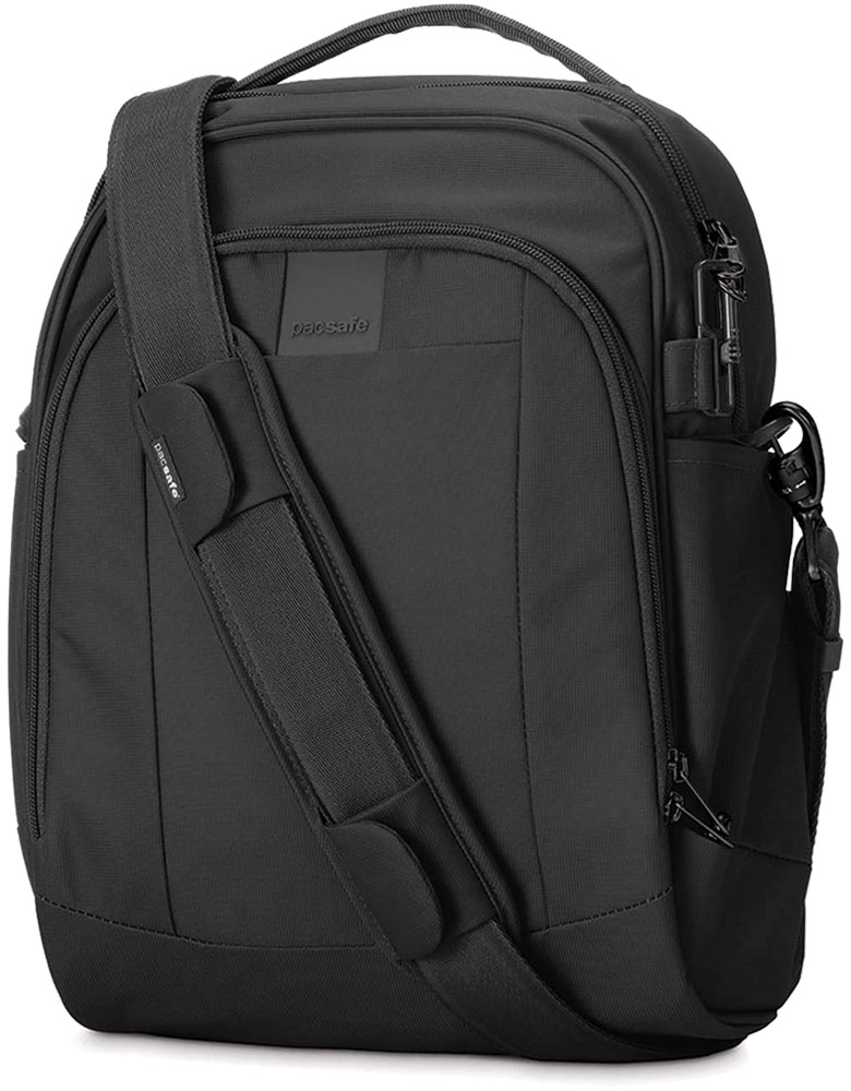 Pacsafe Metrosafe LS250 Shoulder Bag - Black