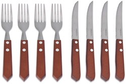 Campfire Cutlery Set 8 Piece Set