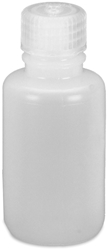 Nalgene HDPE Wide Mouth Round Bottle - 60ml