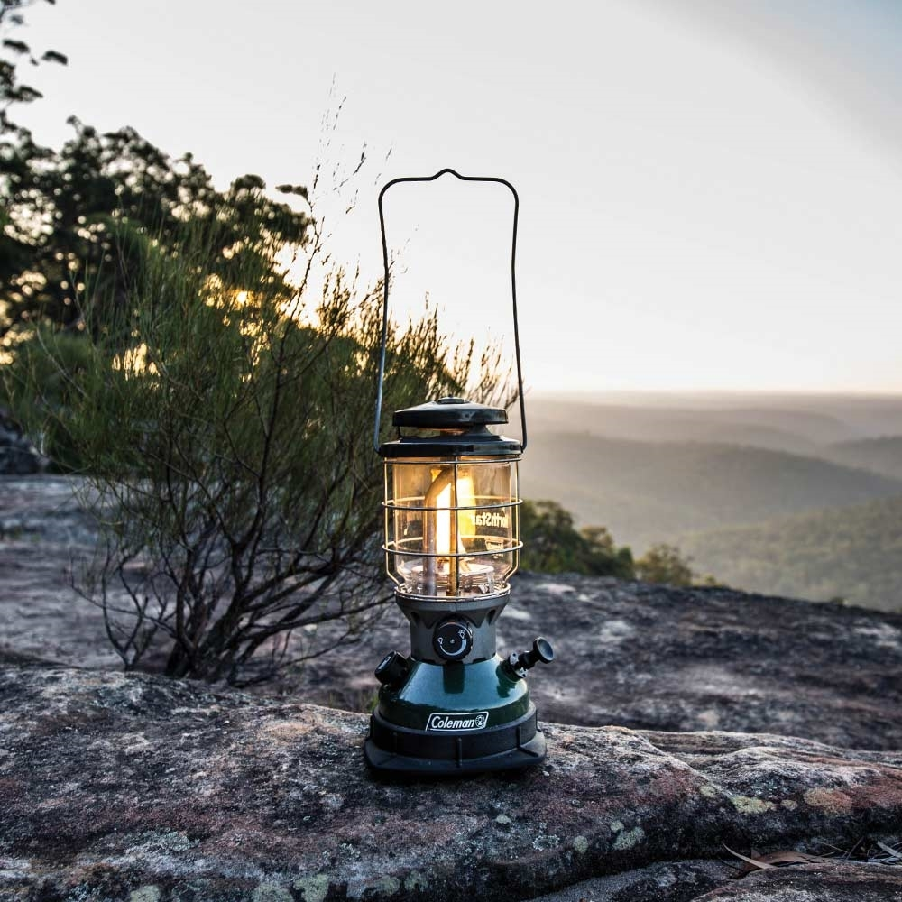 Coleman Northstar Dual Fuel Lantern - Alight outdoors
