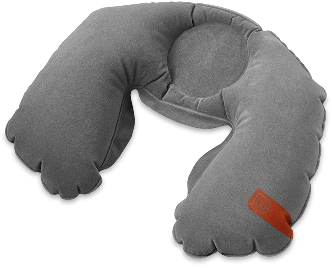 Go Travel The Snoozer Neck Pillow - Side view