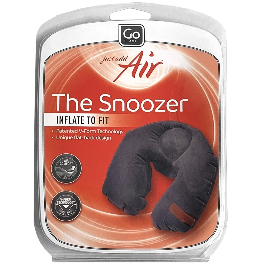 Go Travel The Snoozer Neck Pillow - Packaging