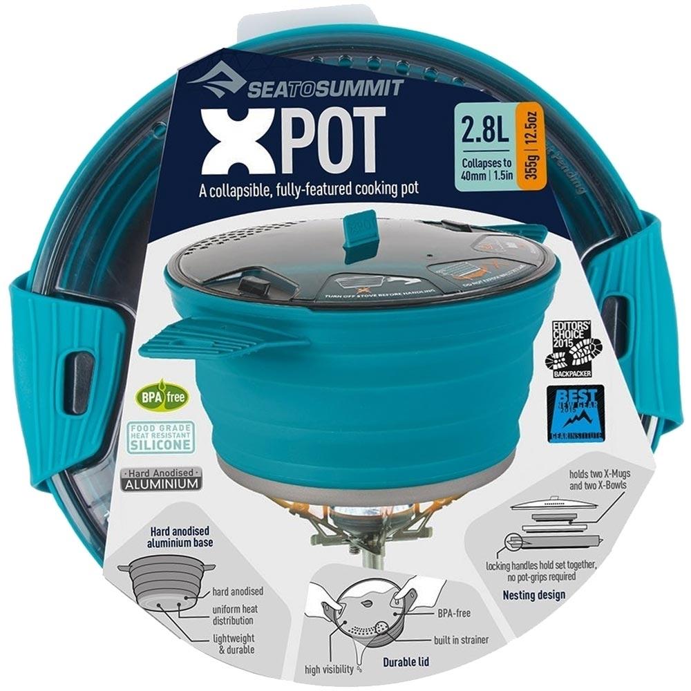 Sea to Summit X Pot 2.8L - Packaging