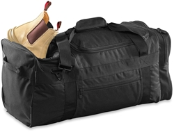 Caribee Brahma Kit Bag - Black