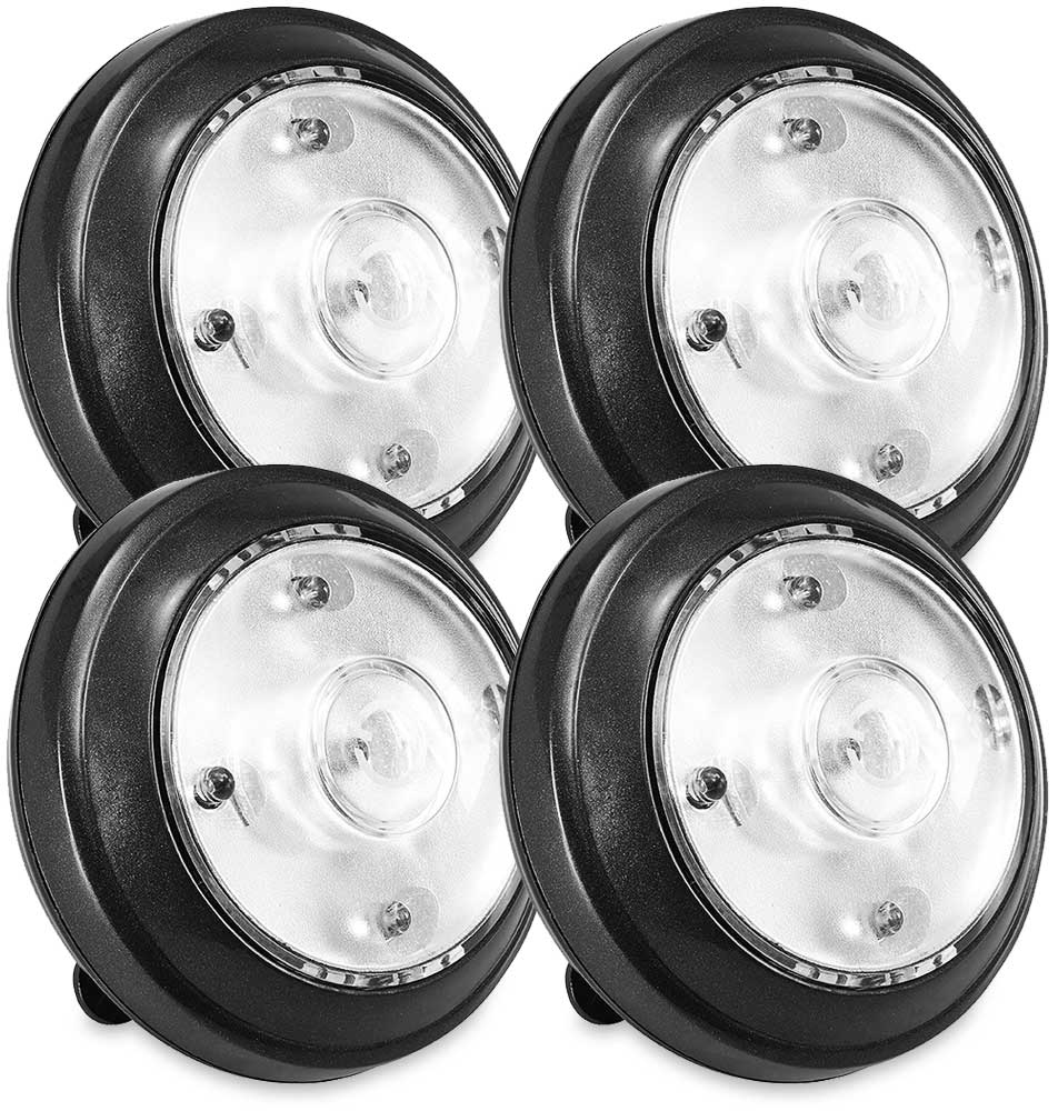 OZtrail Multi-use LED Spotlight (4 Pack)