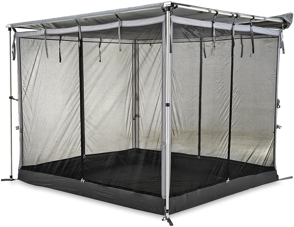 OZtrail RV Shade Awning Mesh Room