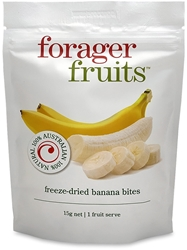 Forager Fruits Banana Bites