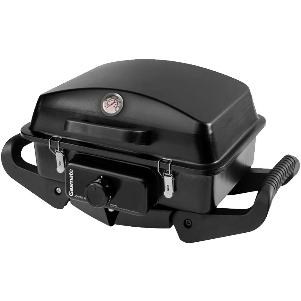 Gasmate Adventurer Deluxe 1 Portable BBQ - Folded