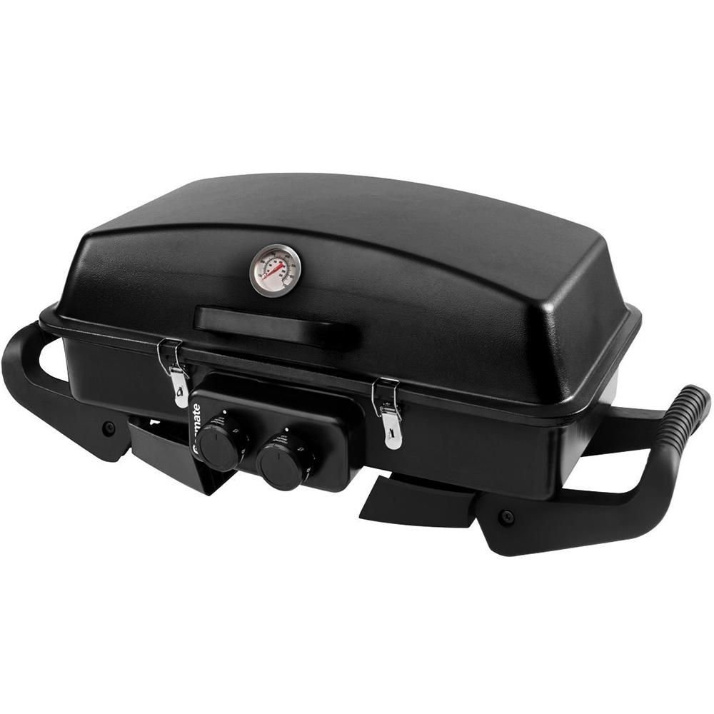 Gasmate Adventurer Deluxe 2 Portable BBQ - Folded