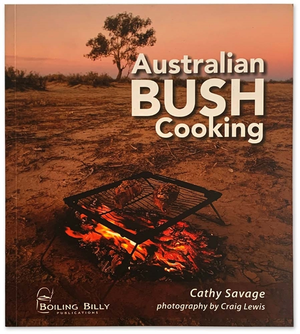 Boiling Billy Australian Bush Cooking - Front cover