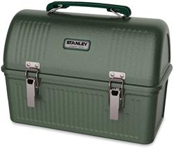 Stanley Classic Steel Lunch Box - Hammertone Green