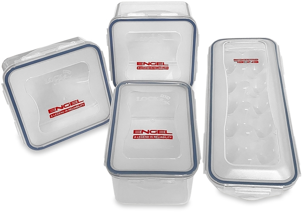 Engel Overnighter Lock N Lock Food Storage Kit 4 Pieces