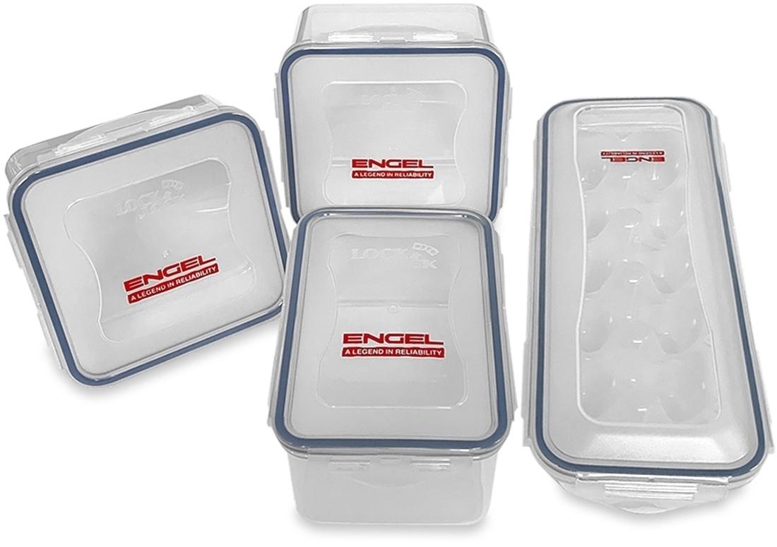 Engel Overnighter Lock N Lock Food Storage Kit 4 Pieces