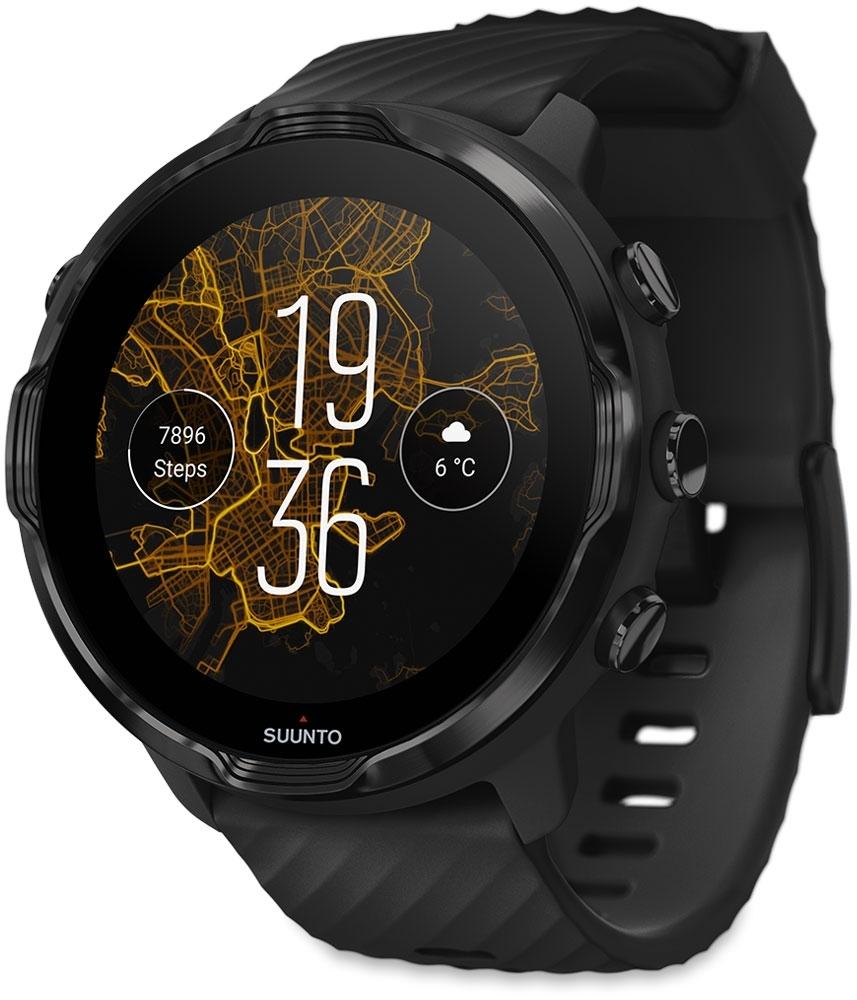 Suunto 7 Outdoor Smart Watch Black