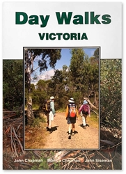 John Chapman Day Walks Victoria Book - Front Cover