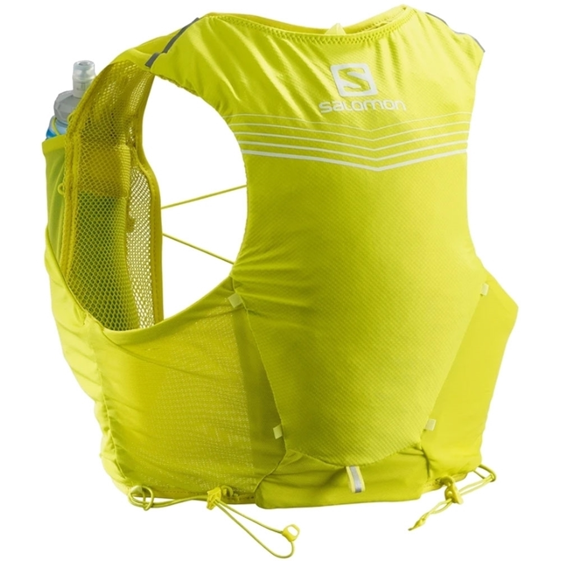 Salomon Advanced Skin 5 Set Hydration Pack Sulphur Spring