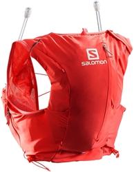Salomon Advanced Skin 8 Set Wmn's Hydration Pack Cayenne Porcelain Rose