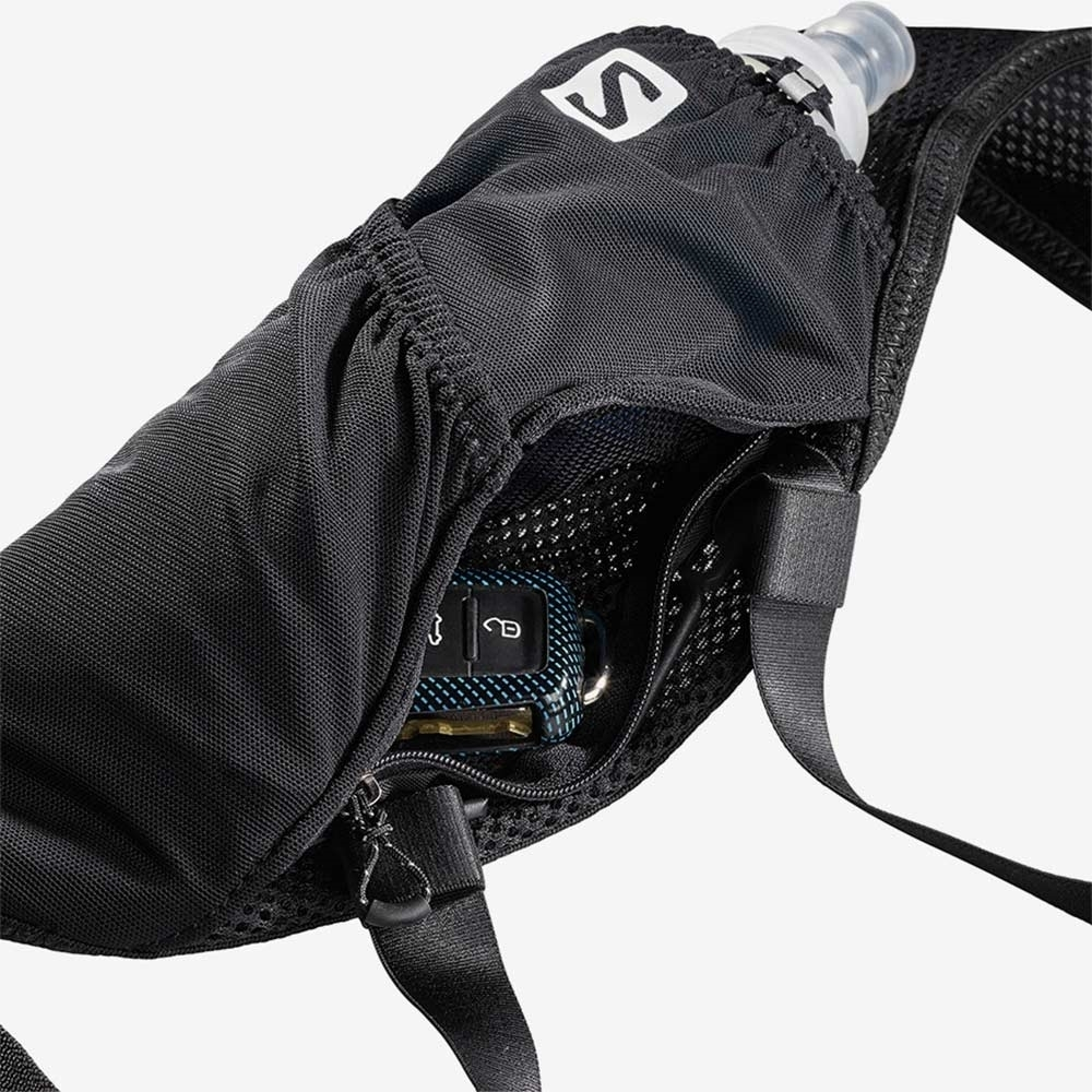 Salomon Agile 2 Set Hydration Pack - Zippered Storage