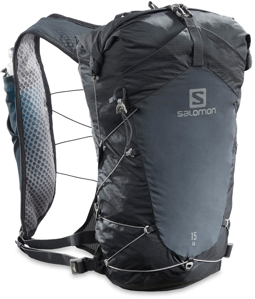 Salomon XA 15 Set Ebony Black