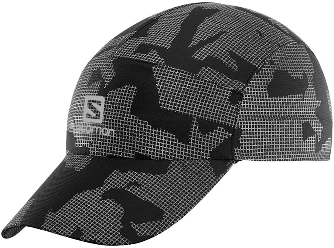 Salomon Reflective Cap Reflective Black