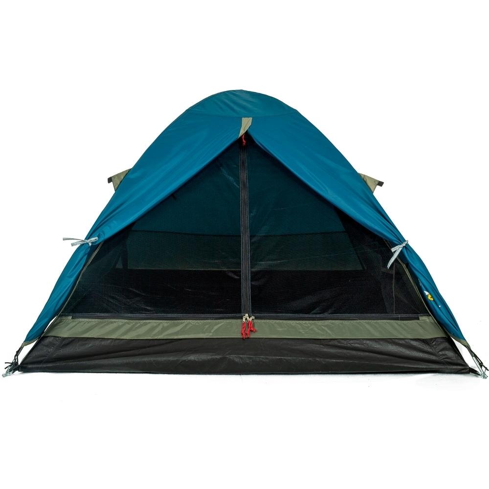 Oztrail Tasman 2P Dome Tent - Entrance