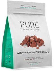 Pure Sports Nutrition Whey Protein Chocolate 500g