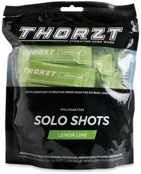 Thorzt Solo Shots 50 Pk Lemon Lime - Front of packaging