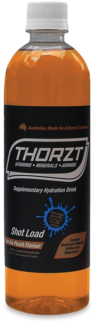 Thorzt Liquid Concentrate 600 mL Iced Tea Peach