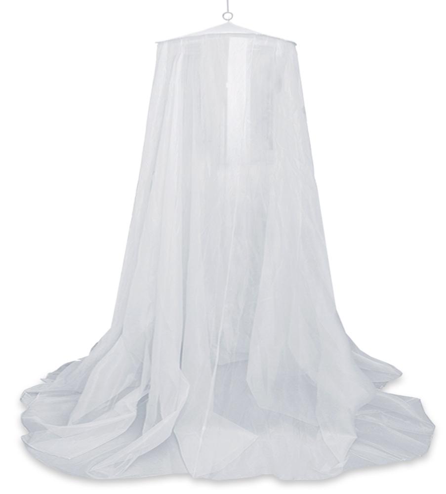 OZtrail Mozzie Net Queen Bell Style White