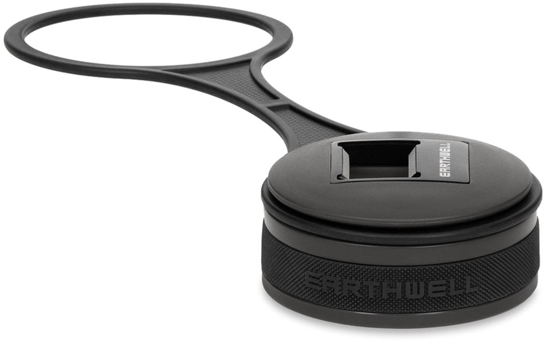 Earthwell Kewler Opener Cap Volcanic Black