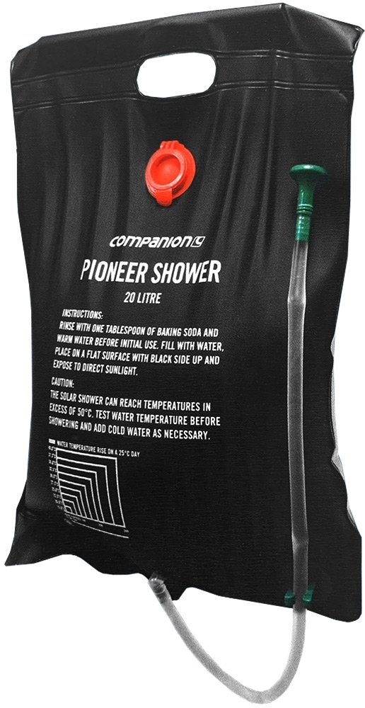 Companion Pioneer Solar Shower 20L