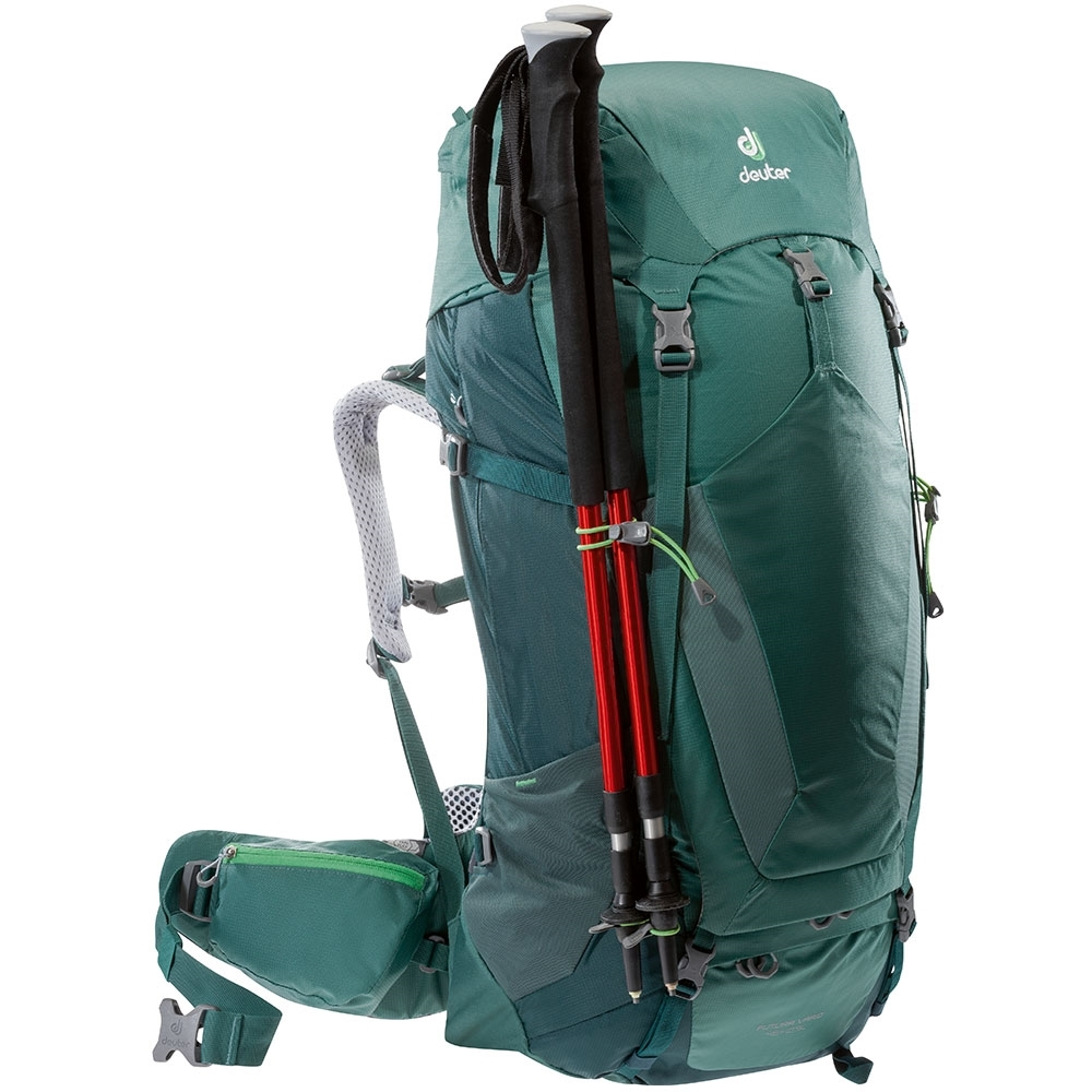 Deuter Futura Vario 45+10 SL Backpack Seagreen Forest