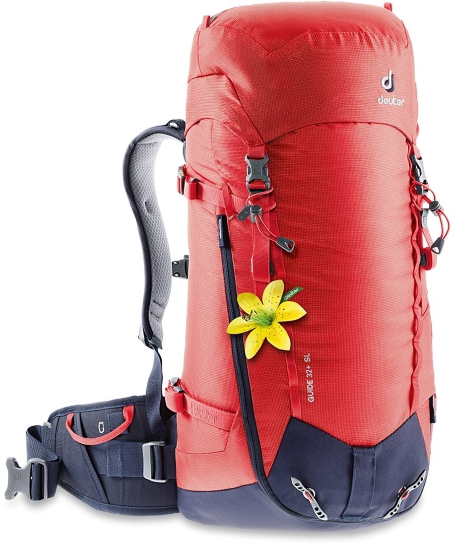 Deuter Guide 32+ SL Alpine Backpack Chili Navy