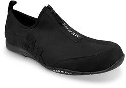 Merrell Barrado Saybrook Zip Leather Women's Shoe Blackout
